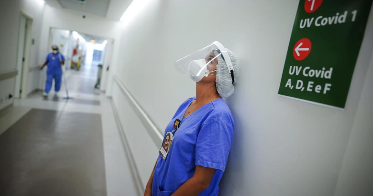 Brasil supera las 400.000 muertes por coronavirus