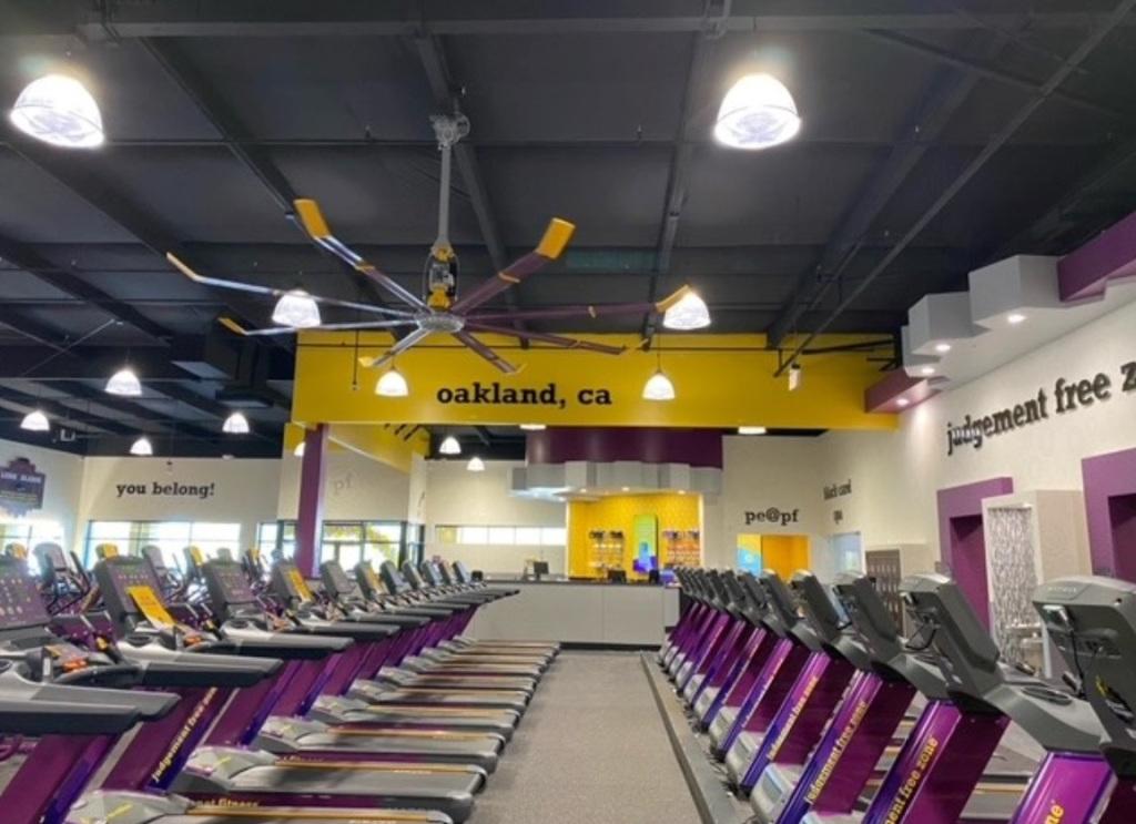 Economía COVID: Planet Fitness abre un nuevo gimnasio en Oakland