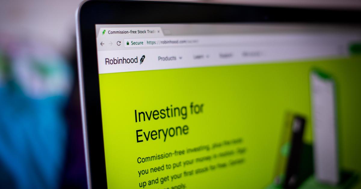 """El enfoque """"Invertir para todos"""" de Robinhood ha atraído a millones de clientes.  Ahora se enfrenta a un levantamiento."""