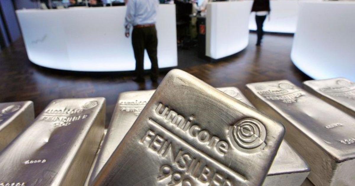 WallStreetBets desata el frenesí del mercado de la plata en un intento de llevarlo a Wall Street