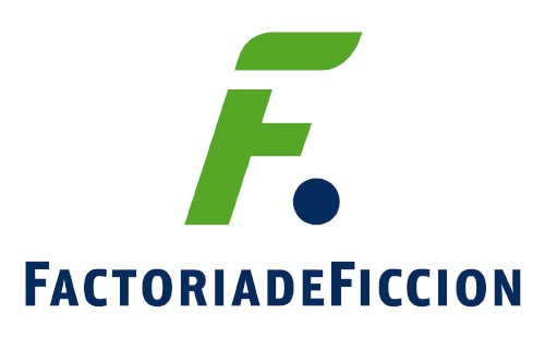 logotipo factoria de ficcion